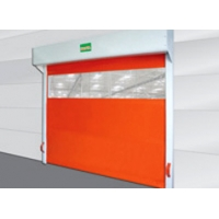 Automatic Roll-Up Door