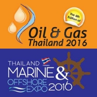 Oil & Gas Thailand 2016 And Thailand Marine & Offshore Expo (TMOX) 2016